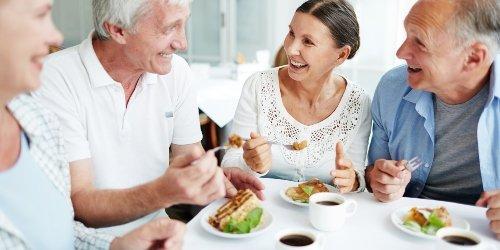 Bon Appétit: Dining at The Arbors