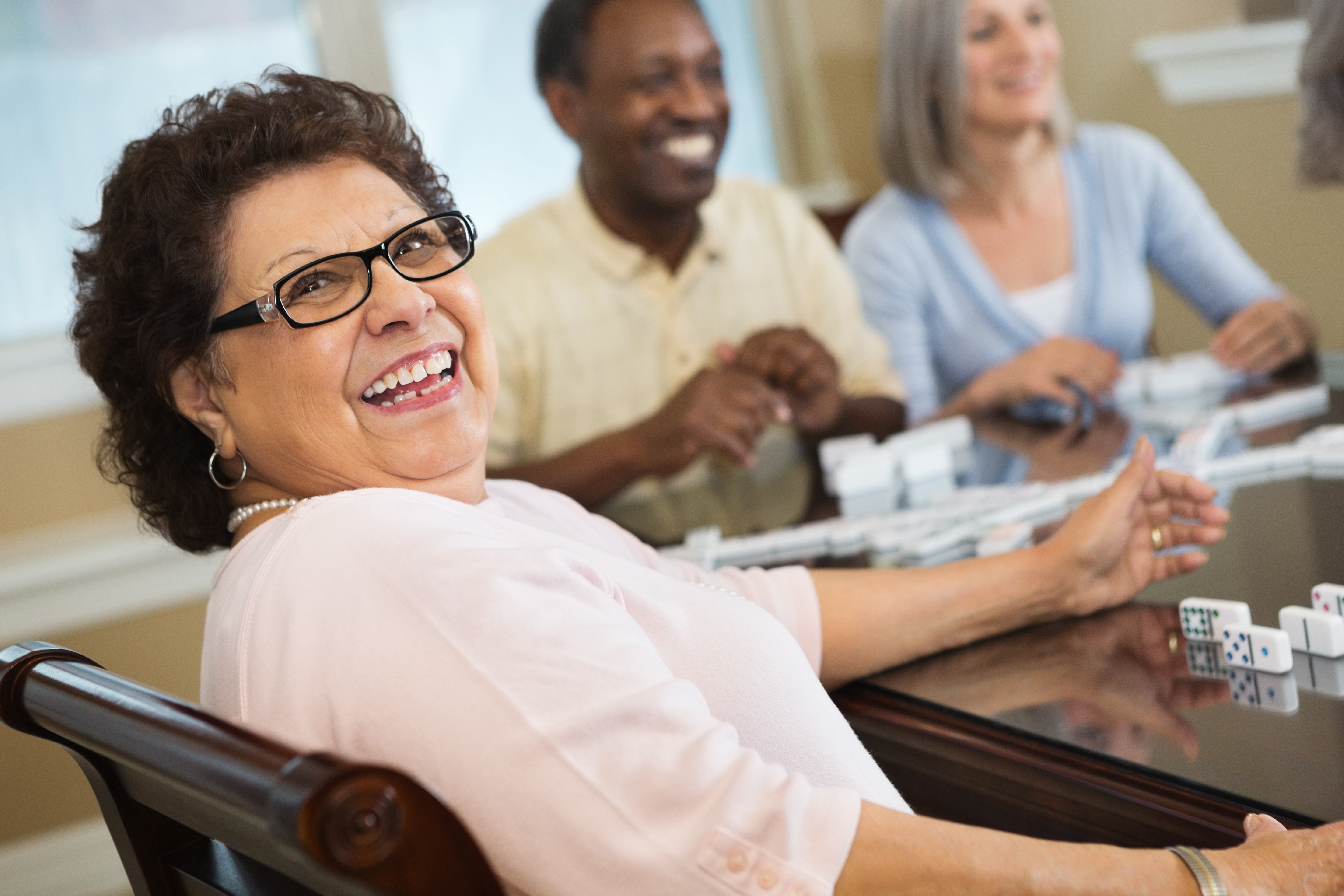 Diverse Activities Program Creates New Experiences for Residents