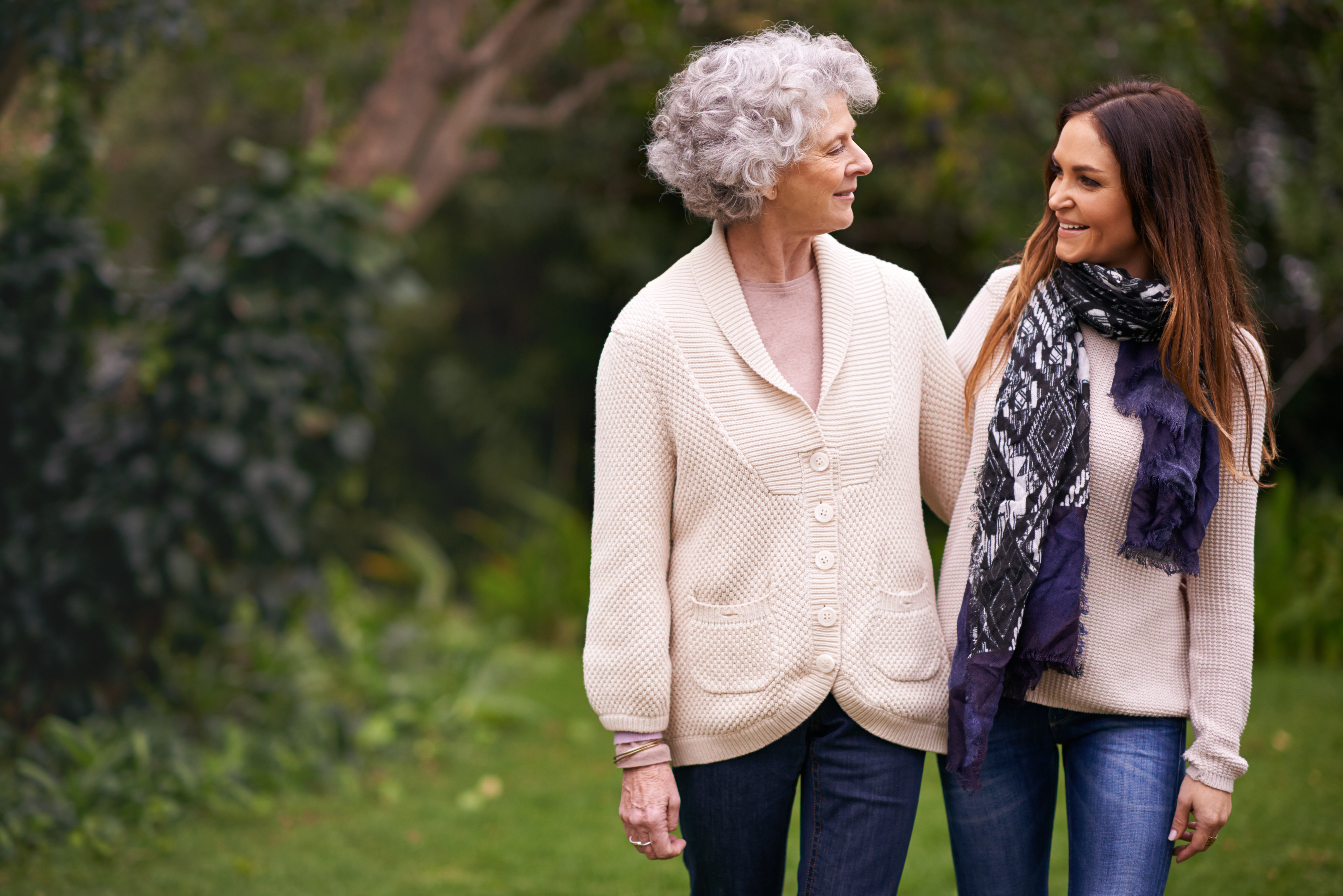 Finding the Right Assisted Living for Mom