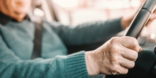How to Talk to an Elderly Parent About Not Driving Anymore