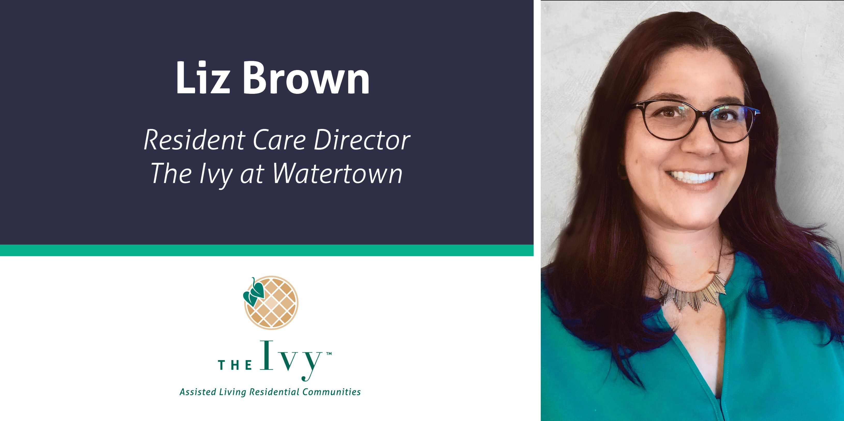 Meet Liz Brown, the Resident Care Director of The Ivy at Watertown