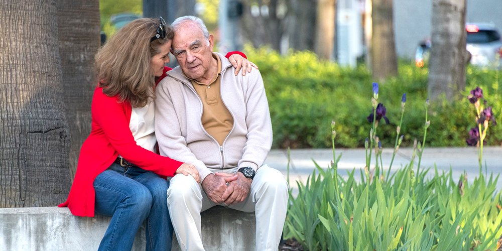 Is my aging parent depressed? And, what can I do to help?