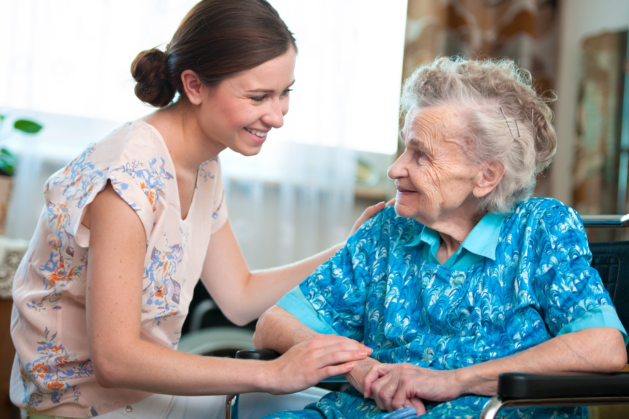 Why Home Health & Home Care Is Commonly Delivered in Assisted Living