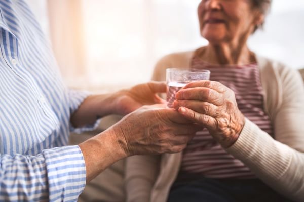 Why Dehydration in Seniors is a Serious Health Risk