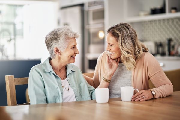 Weighing the Pros and Cons of Being a Family Caregiver for a Parent