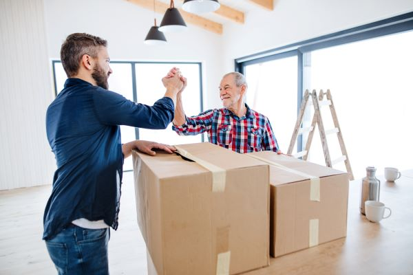 9 Tips to Help a Parent Downsize Before a Move to Assisted Living