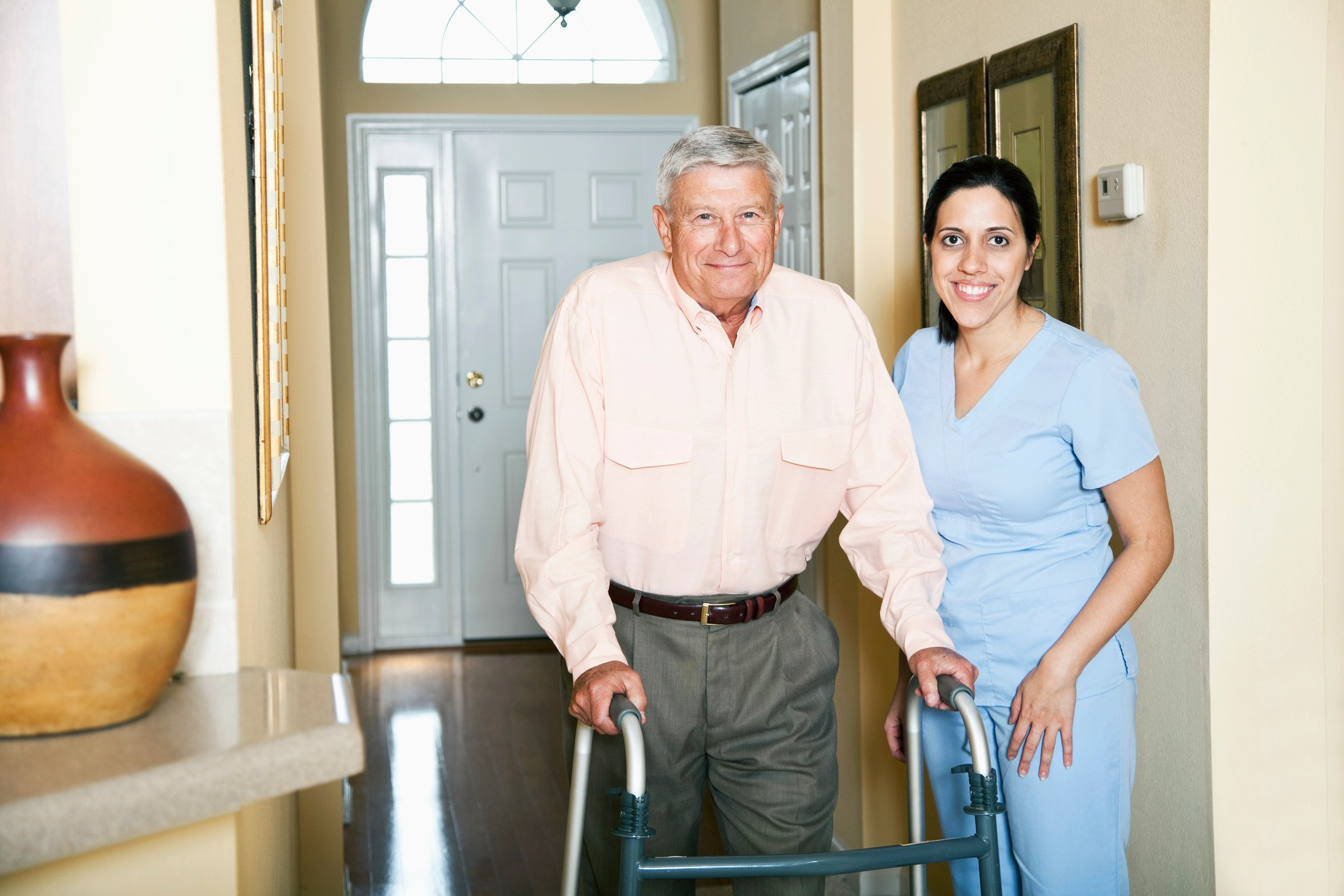 The Home Health & Home Care Process