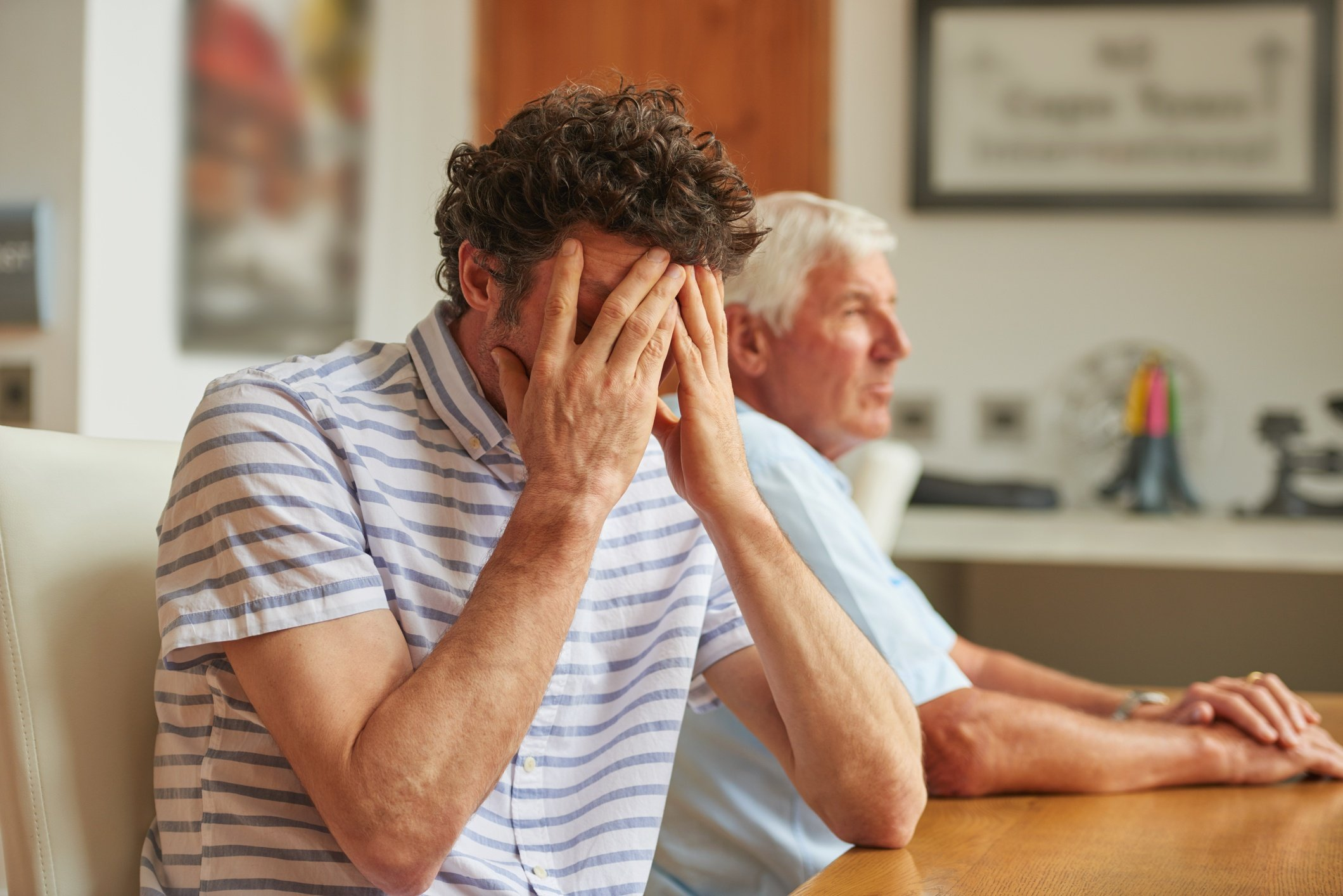 Recognizing the Three Stages of Caregiver Burnout