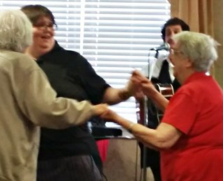 Use Music to Help Your Senior Parent