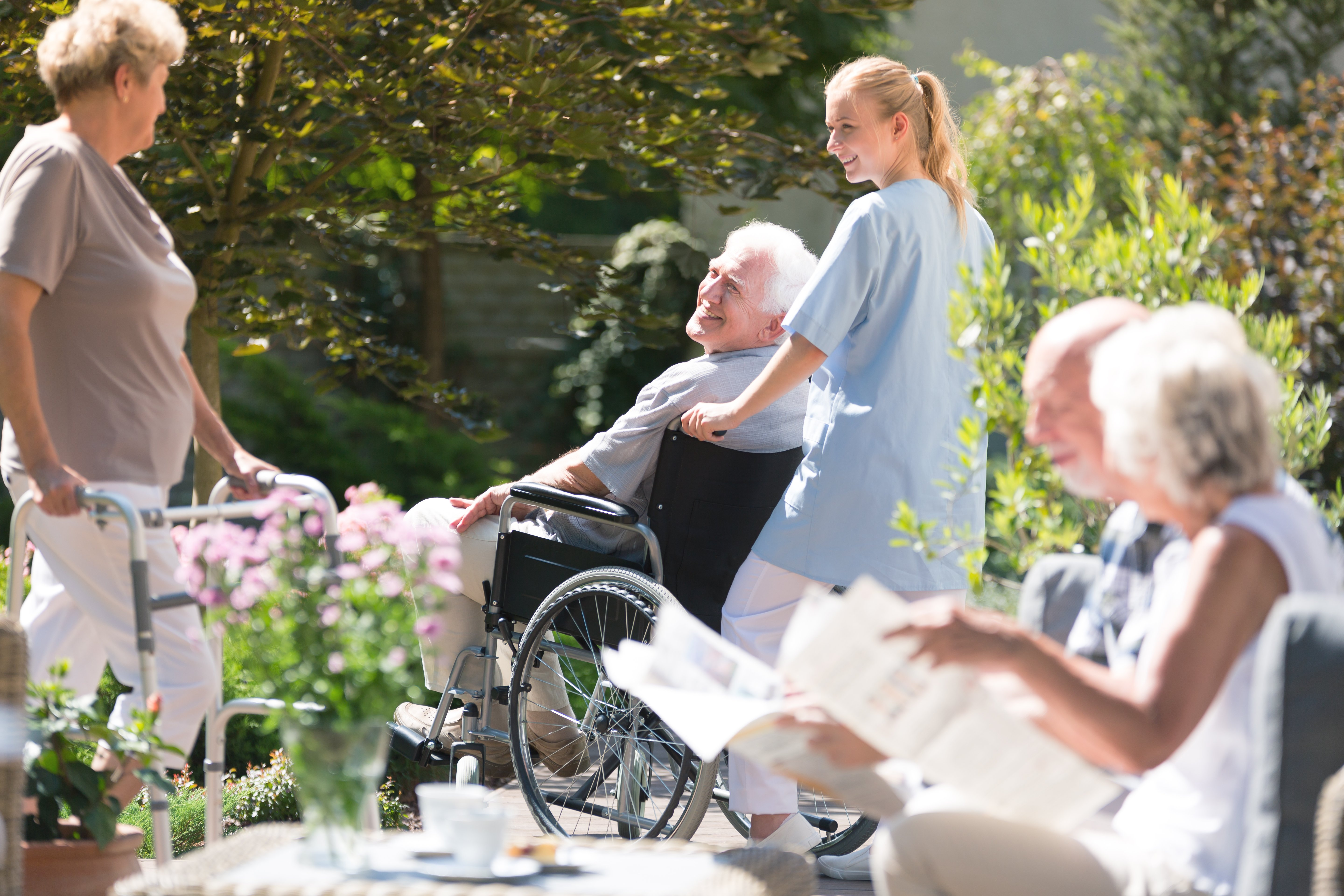 When Is the Right Time to Visit an Assisted Living Community for the First Time?
