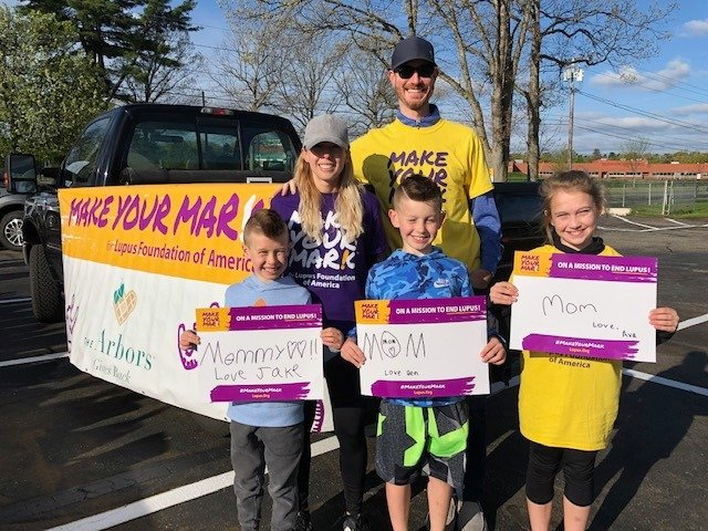 The Arbors Gives Back Raising $15K in Fight Against Lupus